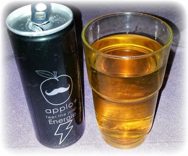 Produkttest – Applo+ – Energie Drink