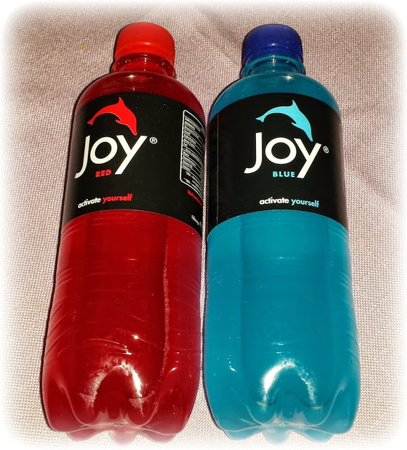 Produkttest – JOY-Powerdrink