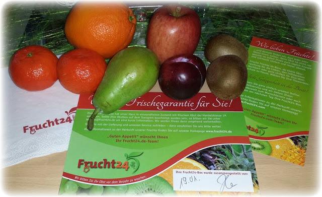Im Test: Obstbox von Frucht24