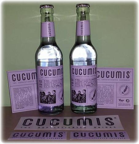 Cucumis – die Lavendellimonade