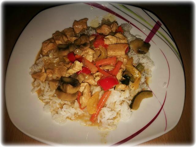 Kochen mit Beltane Chop Suey