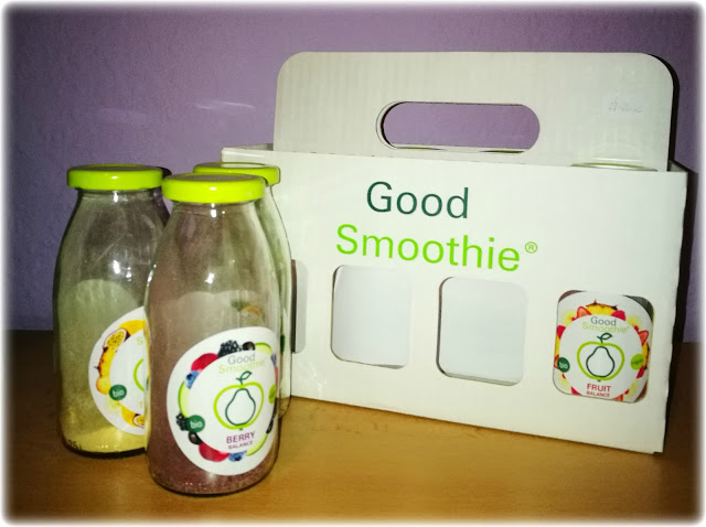 Review-Werbung: 2Go Smooties von Good Smoothie
