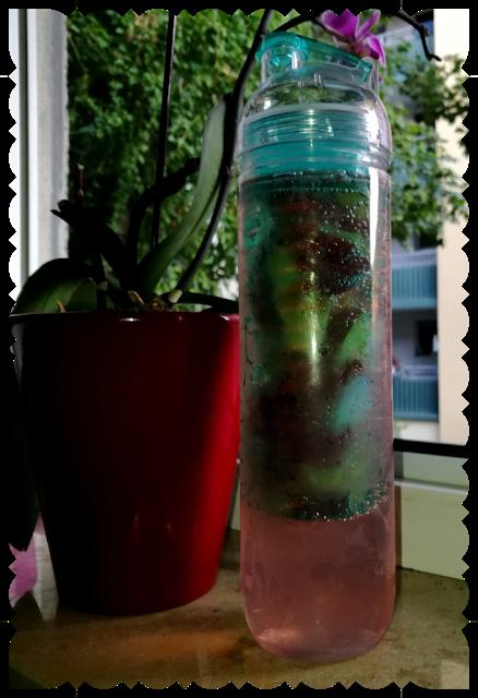 Trinkflasche Fruit Infuser Tritan von Melianda