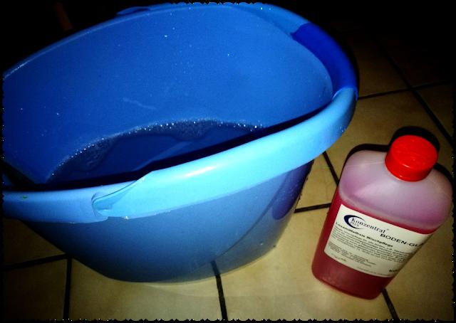 Reinigungsmittel – KonzentratPlus – Boden-Glanz-Wischpflege-100