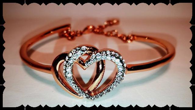 """Armband von J.NINA """"Wächter der Liebe"""" mit SWAROVSKI"""