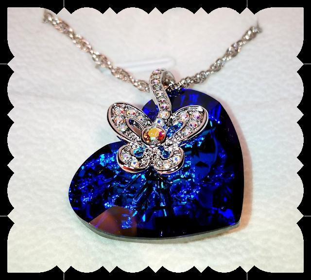 Schmetterlings-Liebe die Halskette von J.Nina