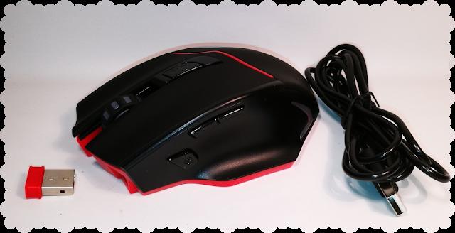Zelotes F18 Kabellose Gaming Maus
