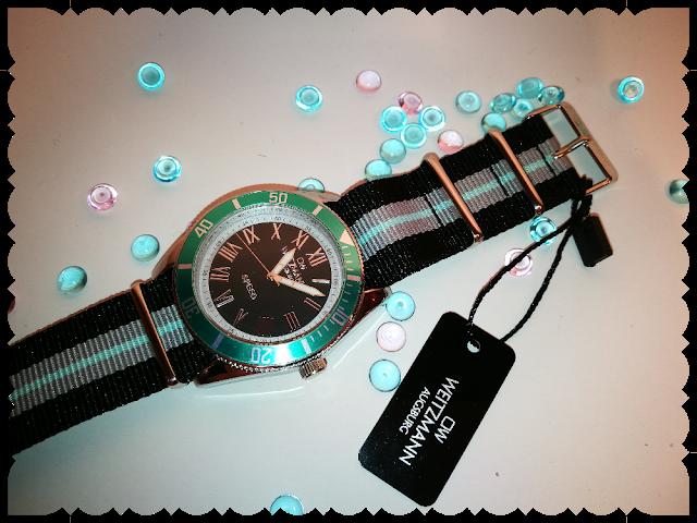 OW Weitzmann die Unisex Armband-Uhr Namens Speed