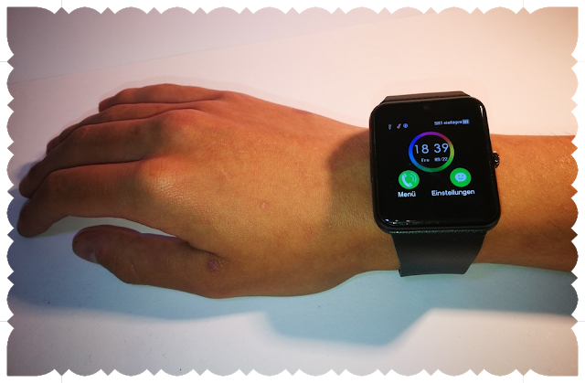 Bluetooth Smartwatch von AsiaLong