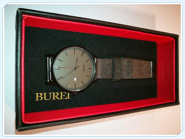 Luxuriöse Fashion-Uhr von BUREI