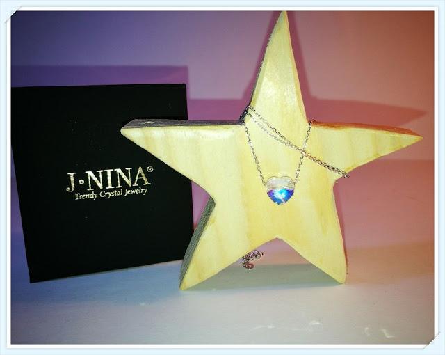 Swarovski Halskette Aurora von J.Nina