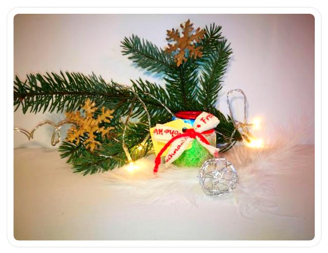 Teelichtglas & Shopvorstellung von Kerzen Laedl – Lilygardenscandels