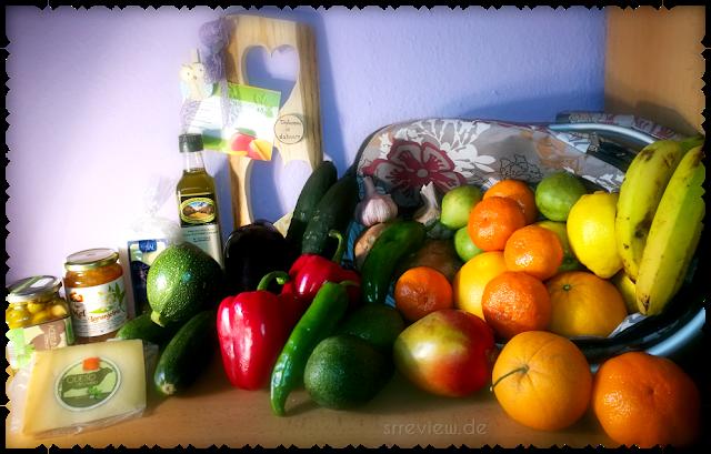 Obst & Gemüse aus Spanien von Delicado48