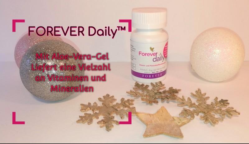 FOREVER Daily™ – Vitamin & Mineralstoffkombination