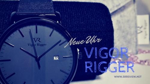 Vigor Rigger – Die Quarz Armbanduhr