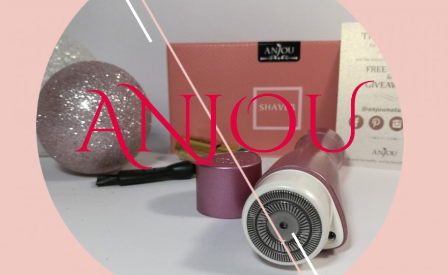 Anjou der elektrischer Epilierer für feine Haare