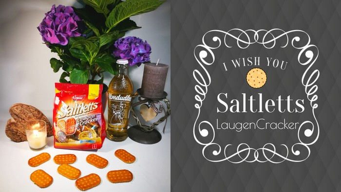 Saltletts LaugenCracker von Lorenz Snack World