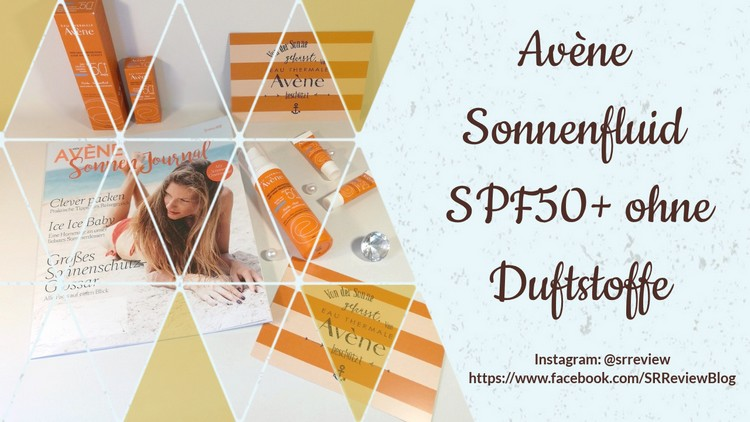 Avène Sonnenfluid SPF50+ ohne Duftstoffe
